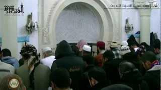 تلاوة مبكية وتأثر المصلين للشيخ ياسر الدوسري في تونس