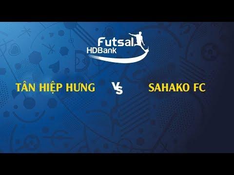 Trực tiếp | Tân Hiệp Hưng - Sahako FC | VCK Futsal VĐQG HD Bank 2019 | BLV Quang Huy - Thời lượng: 1 giờ và 27 phút.
