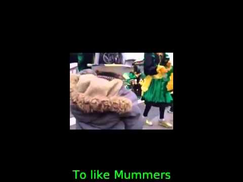 Highlight Cam version of How to Learn to Like the Mummers