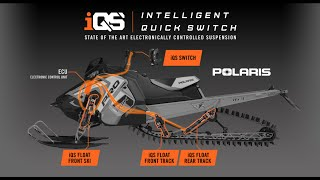 7. FOX Polaris Pro RMK 850 iQS Install with Levi Lavallee