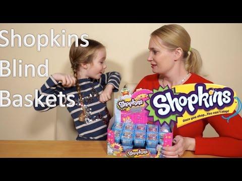 Shopkins Blind Basket Series 1