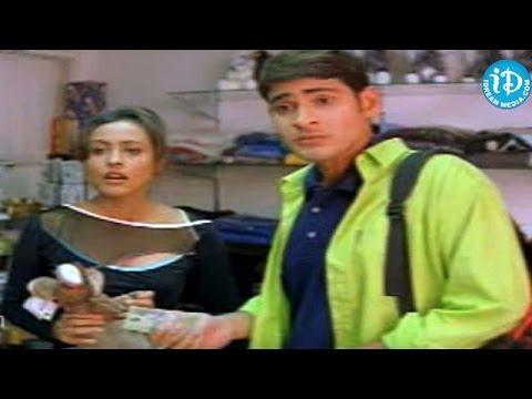 Vamshi Movie - Namrata Shirodkar, Mahesh Babu Nice Scene