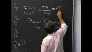 Lecture 9 - Developmental Arithmetic: Math 10