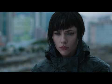'Ghost in the Shell' Official Trailer (2017) |  Scarlett Johansson