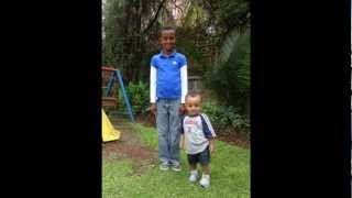 Ethiopia Adoption Of Isaiah And Kaleb
