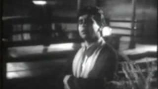 Ek main hoon ek meri bekasi ki shaam hai from Tarana (1951)