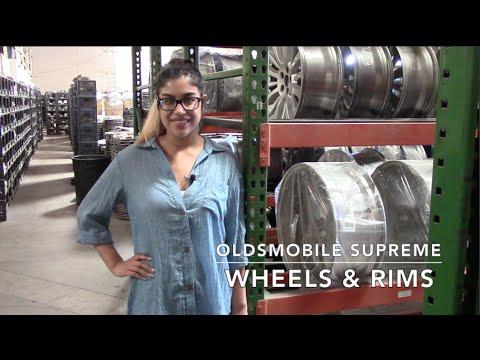 Factory Original Oldsmobile Supreme Wheels & Oldsmobile Supreme Rims – OriginalWheels.com