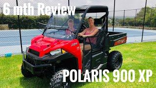 10. Polaris Ranger XP 900