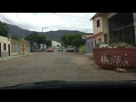 Pt. 17 Viagem de São Paulo a Bahia, Time Lapse Livramento de Nossa Senhora.