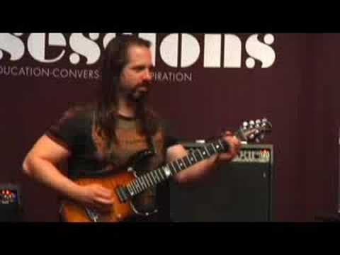 Petrucci - John plays Paradigm Shift. Part 5 of 5 Dream Theater guitarist, producer and lyricist John Petrucci shares his insight, experience, and techniques as well as...