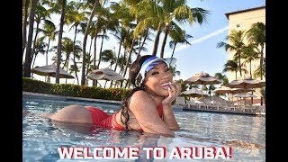 LUXURY ARUBA BAECATION ROOM TOUR!! | AALIYAH JAY by Ms Aaliyah Jay