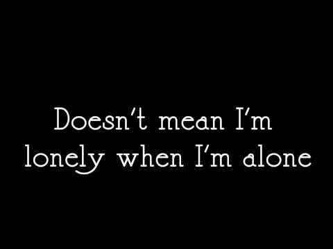 Kelly Clarkson - (What Doesn't Kill You) Stronger Lyrics - HD