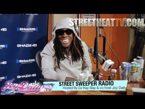 ace hood - Ace Hood Stopped by Street Sweeper Radio on Shade45 in New York where He Discusses Rappers Imitating His Flow, His New single Bugatti, and Future Vs T-Pain w...