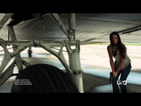 Burn Notice Season 6 (Promo)