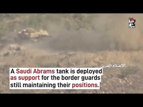 Yemeni Army Units storm Saudi Qanboura Outpost, Jizan province