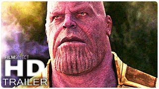 Video AVENGERS INFINITY WAR Trailer Español (2018) MP3, 3GP, MP4, WEBM, AVI, FLV Desember 2017