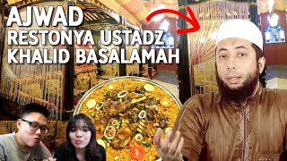 Download Video RESTORAN USTADZ DR. KHALID BASALAMAH , AJWAD RESTO !! MP3 3GP MP4