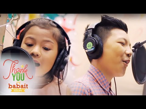 ID - ABS-CBN's Christmas Station IDs have been part of the Kapamilya Christmas tradition. This year, ABS-CBN is once again paying homage to the goodness of Filipinos with Thank You Ang Babait...