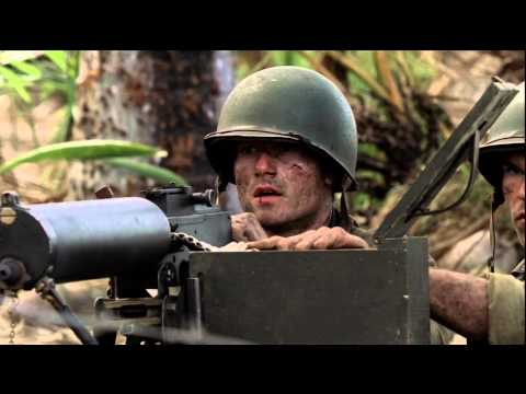 """The Pacific"" Suicide bomb scene"