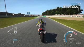 9. RIDE - 2004 Aprilia Tuono Gameplay (PC HD) [1080p]