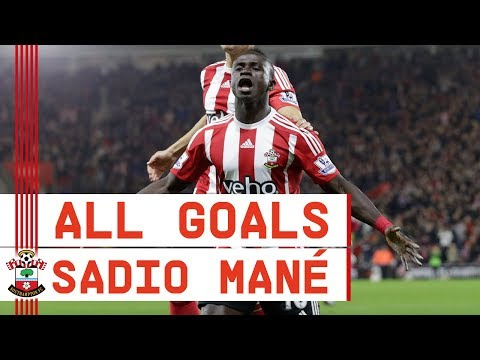 GOALS | Sadio Mané specials from 2014-2016
