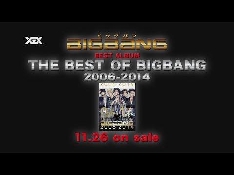 BIGBANG - THE BEST OF BIGBANG 2006-2014 (Trailer)