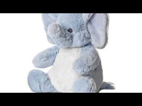 Video Video advertisement for the Sweet And Softer Blue Elephant 11 Plush