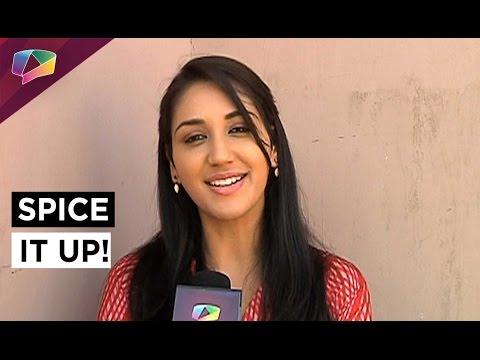 Nikita Dutta dedicates spices to her co stars