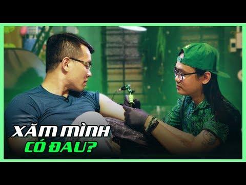 GIA HUY VLOG - Xăm mình lần đầu thì cần lưu ý điều gì? (Getting tattoo in Saigon) - Thời lượng: 12 phút.