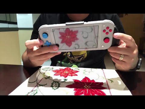 REVIEW of OIVO Nintendo Switch Lite Assymetrical Grip