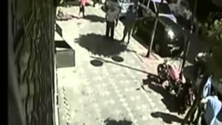 Zeytinburnu'na Polis Dehşeti