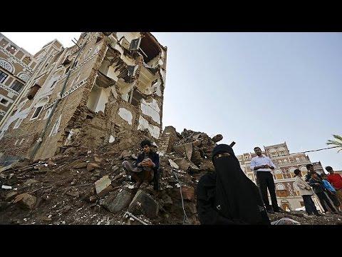 Με αμείωτη ένταση συνεχίζονται οι μάχες στην Υεμένη
