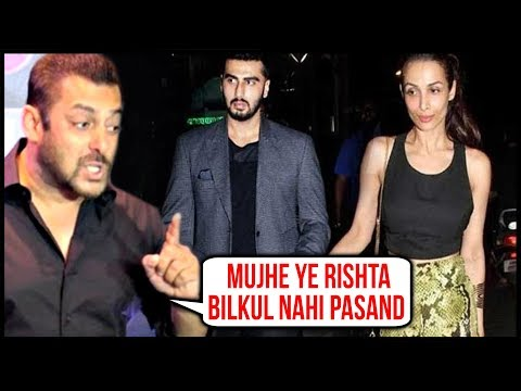 Arjun Kapoor And Malaika Arora Back Together?