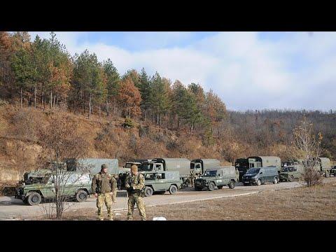 Αντιδρά η Σερβία στις κινήσεις της KFOR στο Κόσοβο