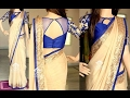 TOP Beautiful Designer Saree Net Blouse Designs