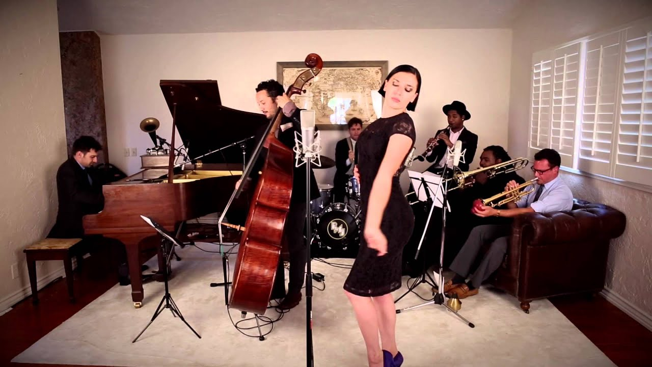 Criminal – Vintage Torch Song Fiona Apple Cover ft. Ariana Savalas