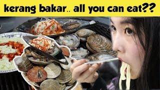 Video kerang bakar - all you can eat di pulau Wolmido Korea 월미도 조개구이 무한리필 MP3, 3GP, MP4, WEBM, AVI, FLV Februari 2019