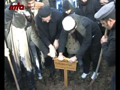 Hadayatullah Hübsch - Deutscher Schriftsteller und Imam der Nuur-Moschee