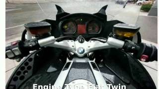 3. 2007 BMW R 1200 RT Details, Specification - traciada
