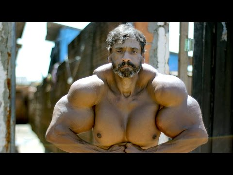 Bodybuilder's Supersized