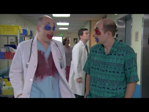 Children's Hospital S02E04 Give A Painted Brother A Break