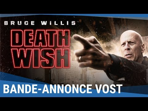 DEATH WISH - Bande Annonce VOST