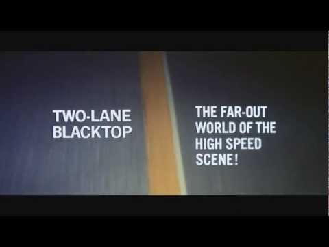 TWO-LANE BLACKTOP (Official MASTERS OF CINEMA Trailer)