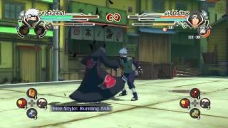 Naruto Shippuden Ultimate Ninja Storm Generations - The Tale Of Young Naruto Uzumaki (English)