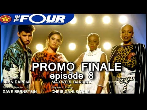 PROMO Finale The Four Ep 8 FINALISTS The Four Season 2 Finale Promo  For Thursday The Four S2E8