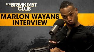 Video Marlon Wayans Talks 'Woke-ish', Netflix and Mo'Nique, TV Reboots + More MP3, 3GP, MP4, WEBM, AVI, FLV Januari 2019