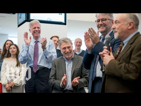 Washington Post reporters bring home two Pulitzers