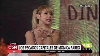 C5N - TardeXTRA: Entrevista a Mónica Farro