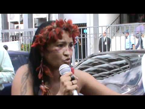 Sheila Juruna - Guerreira do Xingu