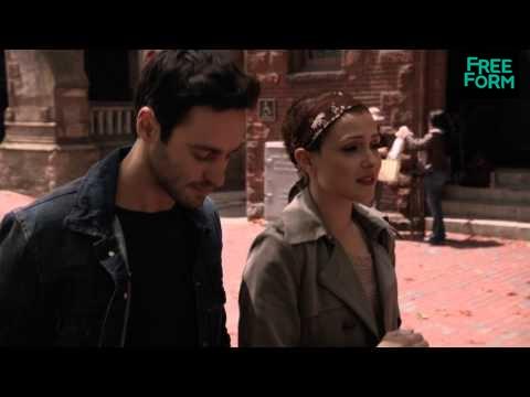 Chasing Life - 2x03 Sneak Peek: April & Dom   Freeform